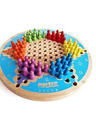 Недорогие -Избавляет от стресса Конструкторы Шахматы Для получения подарка Конструкторы Хобби и досуг Круглый 5-7 лет Игрушки