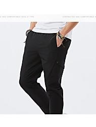 Per uomo Pantaloni da escursione Materiali leggeri Comodo Pantaloni per Campeggio e hiking Scalate S M L XL-SPAKCT