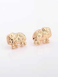 cheap -Stud Earrings Alloy Animal Design Euramerican Fashion Vintage Animal Shape Non Stone Jewelry Daily Casual 1 pair