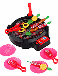 Pretend Play Toy Kitchen Sets Paternity Games Toys Circular Simulation Unisex Pieces