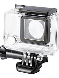 Недорогие -защитный футляр Водонепроницаемые кейсы Кейс Водонепроницаемый 45M Для Экшн камера Gopro 4 Gopro 3 Gopro 3+ Отдых и Туризм Велосипедный