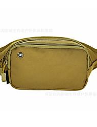 cheap -3L Waist Bag / Waistpack - Multifunctional Black, Khaki, ACU Color