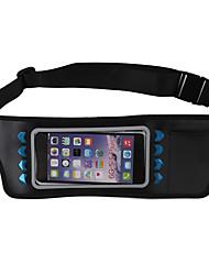 iphone6 plus L Altro Campeggio e hiking Fitness All'aperto Impermeabile Verde Blu Nylon