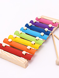 Недорогие -Ксилофон Конструкторы Обучающая игрушка Игрушечные музыкальные инструменты Музыкальные инструменты Веселье Детские Универсальные