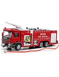 levne -KDW Hračky Stavební stroj Hračky Náklaďák Hasičská auta Plastický Kov 1 Pieces Dětské Dárek