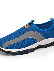 Men's Loafers & Slip-Ons Spring Summer Comfort Light Soles Tulle Outdoor Athletic Casual Flat Heel Water Shoes