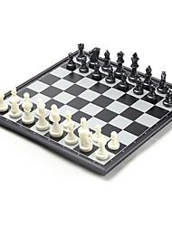 Недорогие -Настольные игры Шахматы Для профессионалов Магнитный Детские Взрослые Универсальные Мальчики Девочки Игрушки Подарок