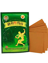 1Bag/8Pcs Vietnam Red Tiger Balm Back Body Massager Relaxation Herbal Plaster Pain Relief Patch Medical Plaster Ointment Joints
