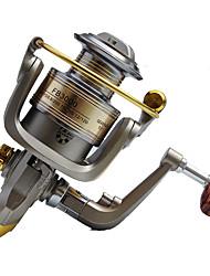 Mulinelli da pesca Mulinelli per spinning 5.2:1 12 Cuscinetti a sfera Mano destra Pesca dilettantistica-FB3000