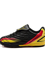 Tiebao Football Boots Men's Kid's Anti-Slip Anti-Shake/Damping Ultra Light (UL) Wearable Indoor Low-Top PVC Leather Soccer/Football