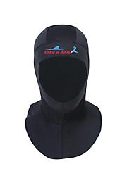 abordables -Dive&Sail Unisex Capuchas de Buceo 3mm Neopreno Trajes de buceo Transpirable Buceo / Natación Clásico Otoño / Invierno
