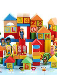 Недорогие -Конструкторы Обучающая игрушка 200 pcs Замок совместимый Legoing Девочки Игрушки Подарок