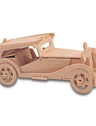 Kit de Bricolage Blocs de Construction Puzzles 3D Jouet Educatif Puzzle Puzzles en bois Voitures de jouet Jouets Automatique Homme Femme