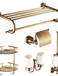 cheap -Towel Racks & Holders Neoclassical Brass