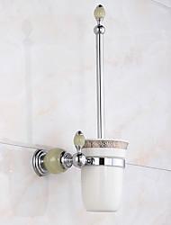 economico -Scopini per WC e supporti Moderno Ottone