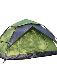 2 persone Doppio Tenda da campeggio Una camera Tenda automatica per Escursionismo Campeggio Viaggi CM
