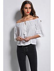 teken ebay AliExpress nieuwe kraag losse blouses
