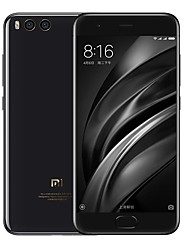 baratos -xiaomi mi6 5.15 polegadas 4g versão global do smartphone (6gb + 64gb 12pcs dual camera snapdragon 835 3250mah)