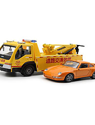levne -KDW Hračky Stavební stroj Hračky Hračky Plastický Kov 2 Pieces Dětské Dárek
