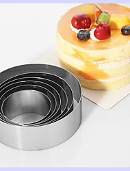 cheap -Mold Friut For Cake Stainless Steel DIY