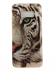 economico -Custodia Per Samsung Galaxy S8 Plus S8 IMD Fantasia/disegno Custodia posteriore Animali Morbido TPU per S8 S8 Plus S7 edge S7 S6 edge S6