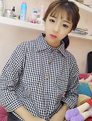 cheap -Women's Shirt - Other, Modern Style Shirt Collar