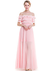 SUOQI Fashion Wild The Word Collar Solid Color Tube Slim Big Swing Long Skirt Holiday Home Party Get Together Dress