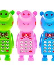 Недорогие -Ролевые игры Обучающая игрушка Игрушки Цилиндрическая Куски Детские Универсальные День рождения Подарок