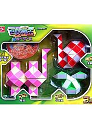 Недорогие -Кубик рубик Спидкуб Гладкая наклейка Регулируемая пружина Набор для творчества Кубики-головоломки Квадратный Подарок
