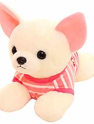 juguetes de peluche Muñecas Almohadas Juguetes Perros Chico Chica 1 Piezas