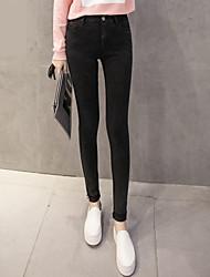 punto segno 2017 diamante del modello super-elastica dei jeans a vita elastica grandi cantieri che basa