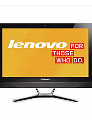 economico -Lenovo All-In-One Computer Desktop 23 pollici Intel i3 4GB RAM 1TB HDD grafica discreta 2GB