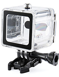 Protective Case Waterproof Housing Case Waterproof For Gopro 4 Session Others Hunting and Fishing Boating Diving & Snorkeling Surfing/SUP
