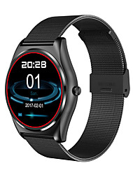 cheap -Smart Watch Touch Screen Heart Rate Monitor Water Resistant / Water Proof Wireless Charging Pedometers Information Hands-Free Calls