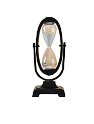 cheap -Brussels-Style Hourglass Creative Retro Resin 60 Minutes Timer Teacher's Day Ggift