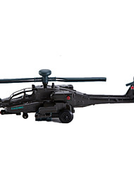 Недорогие -Игрушки Вертолет Игрушки Игрушки пластик Металл Куски Детские Мальчики Подарок