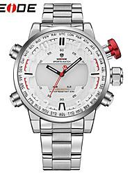 cheap -Men's Sport Watch Fashion Watch Japanese Quartz Digital Japanese Quartz Alarm Calendar / date / day Water Resistant / Water Proof LED