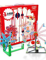 Brinquedos Para meninos Brinquedos de Descoberta Kit Faça Você Mesmo Brinquedos de Ciência & Descoberta Forma Cilindrica