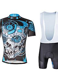 cheap -Cycling PaladinSport Men Shirt  Straps Shorts Suit BKT 738