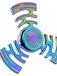 Недорогие -Спиннеры от стресса Ручной обтекатель Игрушки Tri-Spinner Стресс и тревога помощи Товары для офиса За время убийства Фокусная игрушка