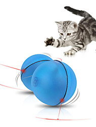 Cat Toy Dog Toy Interactive LED Ball Electronic Plastic