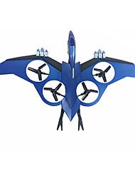 economico -RC Drone 511 4 Canali 6 Asse 2.4G - Quadricottero Rc Illuminazione LED Tasto Unico Di Ritorno Controllo Di Orientamento Intelligente In