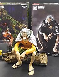 abordables -Las figuras de acción del anime Inspirado por One Piece Cosplay PVC CM Juegos de construcción muñeca de juguete