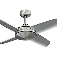 Ceiling Fan ,  Modern/Contemporary Traditional/Classic Nickel Feature for Designers Metal Living Room Study Room/Office Outdoors Garage