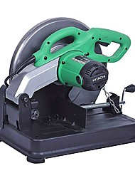 Máquina de corte hitachi 14 2200w máquina de corte de perfil de alta velocidade