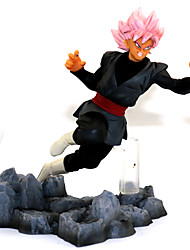 Figures d'action anime inspirées de dragon ball son goku jouet de poupée modèle modèle de 13 cm