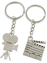 Недорогие -2шт набор кинопленки камеры брелок брелок для любителей фильмов