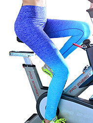 preiswerte -Yoga Strumpfhosen/Lange Radhose Leggins Unten tragbar Atmungsaktiv Antirutsch Langlebig Hochelastisch Sportbekleidung Damen-Fengtu,Yoga
