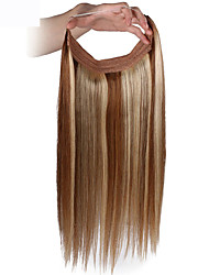 cheap -Flip In Human Hair Extensions High Quality Classic Women's Daily