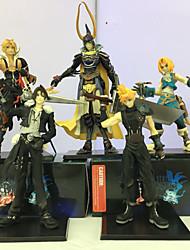 Figure Anime Azione Ispirato da Final Fantasy Cosplay PVC CM Giocattoli di modello Bambola giocattolo